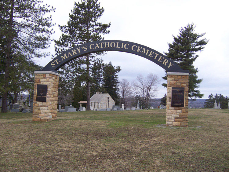 St. Mary's Catholic Cemetery